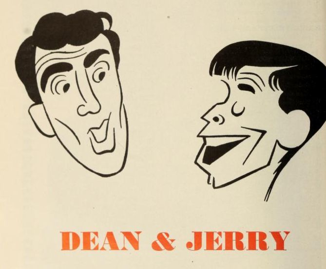 Dean Martin And Jerry Lewis Colgate Comedy Hour More Innocent
